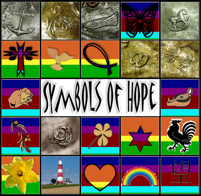 Discovering Hope Colourful Feedback And Symbolism Bits And Bobs
