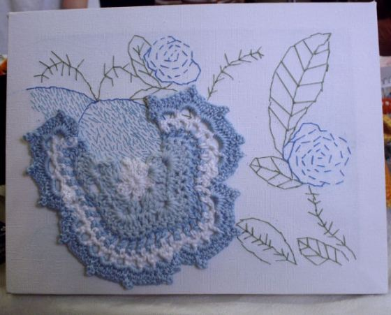 Butterfly Blue 1