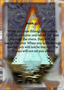 Isiah 43v2